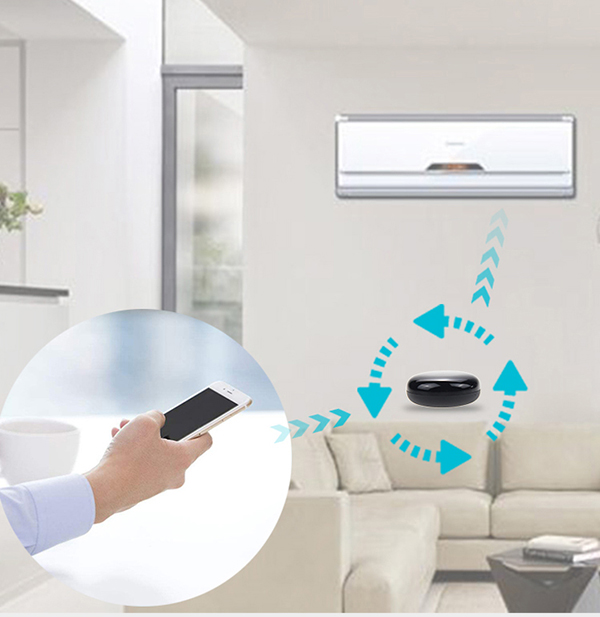 WiFi Smart Universal Remote Controller Compatible with